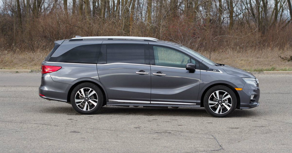 2020 Honda Odyssey is the Best Minivan for Your Family